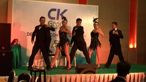 งานอีเว้นท์ : CK Group Award Ceremony @ Eastin Hotel, Bangkok