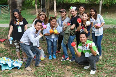 งานอีเว้นท์ : STC HEART TOGETHER @ The Legacy River Kwai, Kanchanaburi