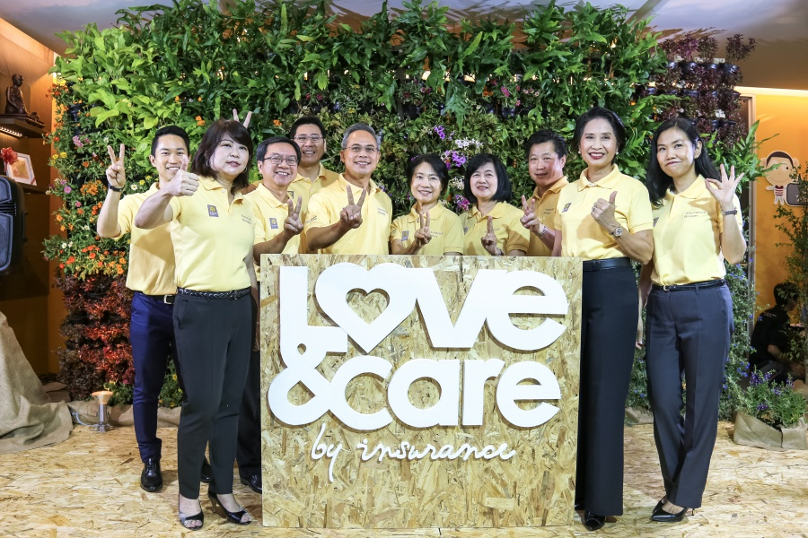 งานอีเว้นท์ : Krungsri Auto Love & Care by Insurance @ All Season Place, Bangkok